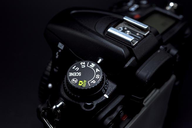 Come impostare manualmente la macchinetta fotocamera
