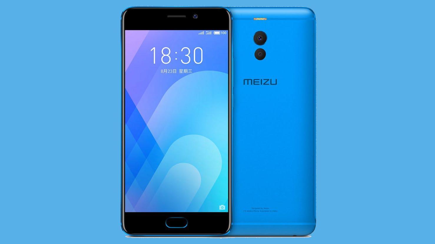 meizu m6 note smartphone low cost e doppia fotocamera libero tecnologia. Black Bedroom Furniture Sets. Home Design Ideas
