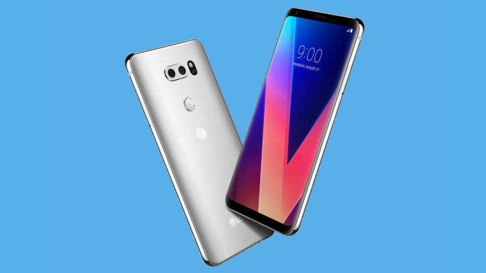 LG V30 ufficiale, schermo Full Vision da 6'' e caratteristiche top