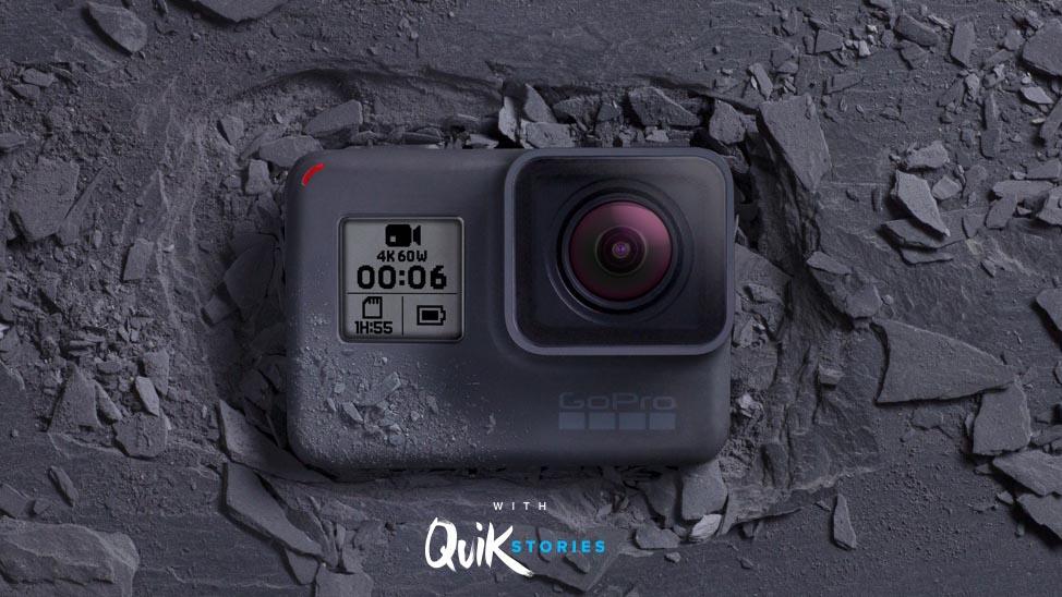 Arrivano Hero6 e Fusion 360, le nuove action cam di GoPro