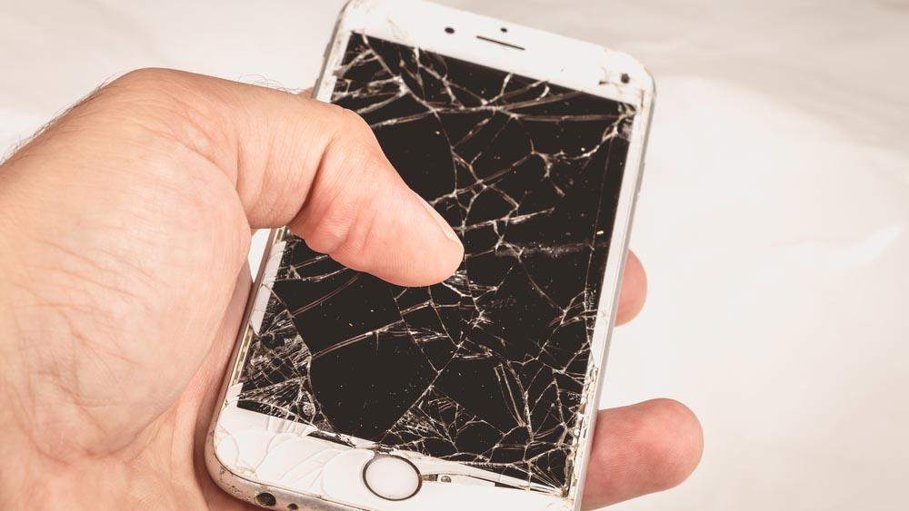 Apple, brevettato schermo che avvisa quando deve essere cambiato