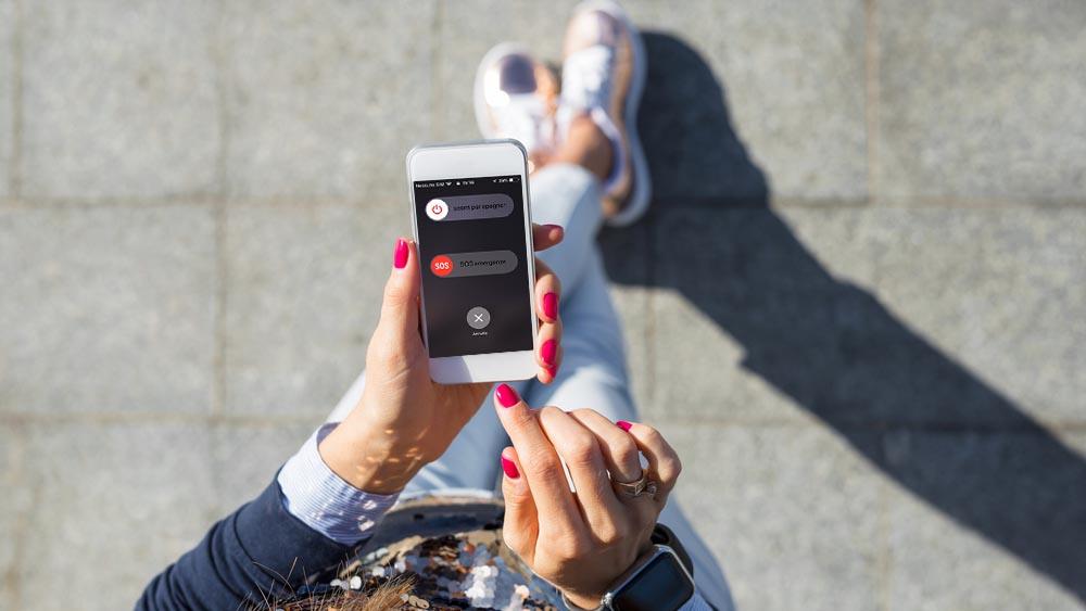 Come funziona SOS Emergenze su iPhone