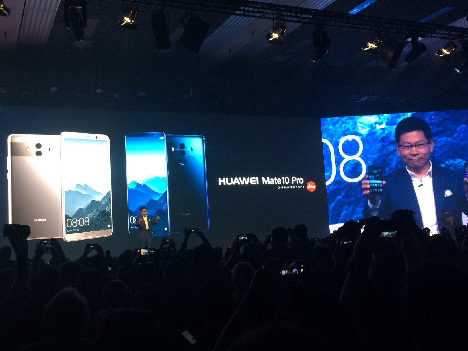 Huawei sfida iPhone con AI