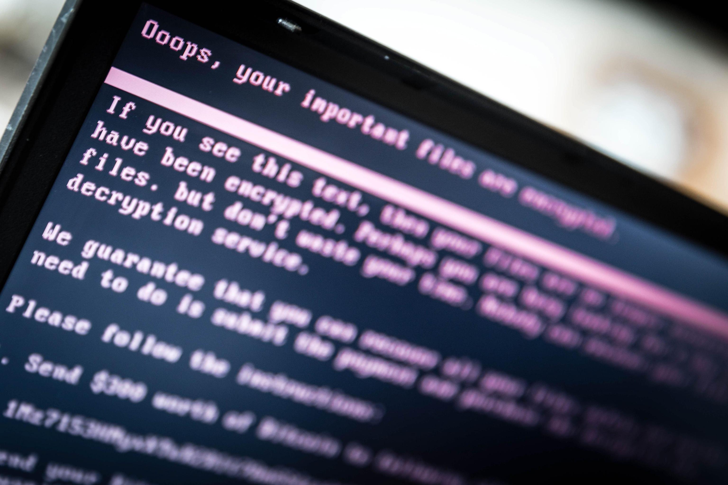 Nuova minaccia ransomware, 'Bad Rabbit'