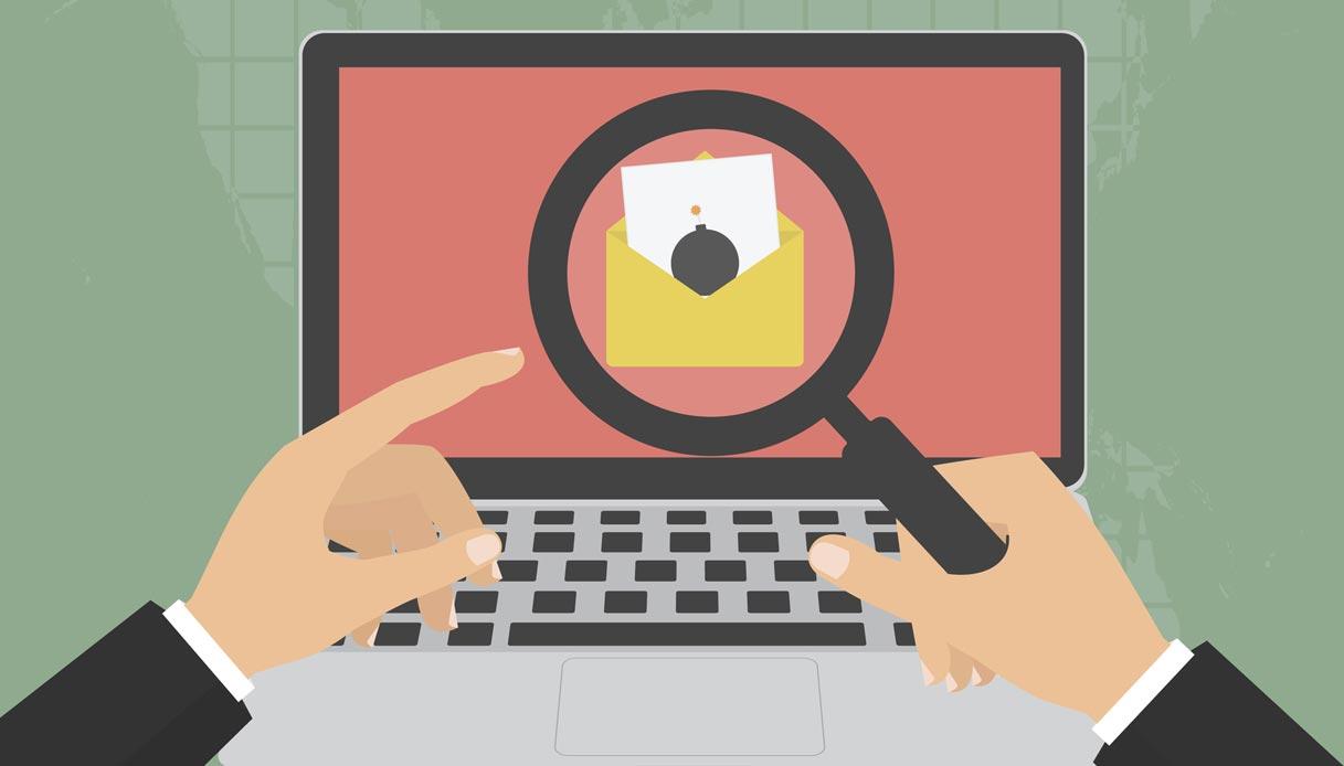 Come gestire la posta in arrivo e quella indesiderata (Spam e Virus)
