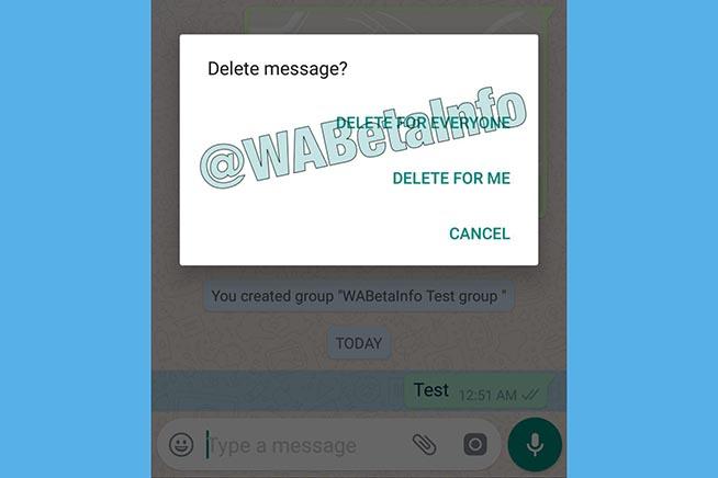 La nuova funziona di WhatsApp