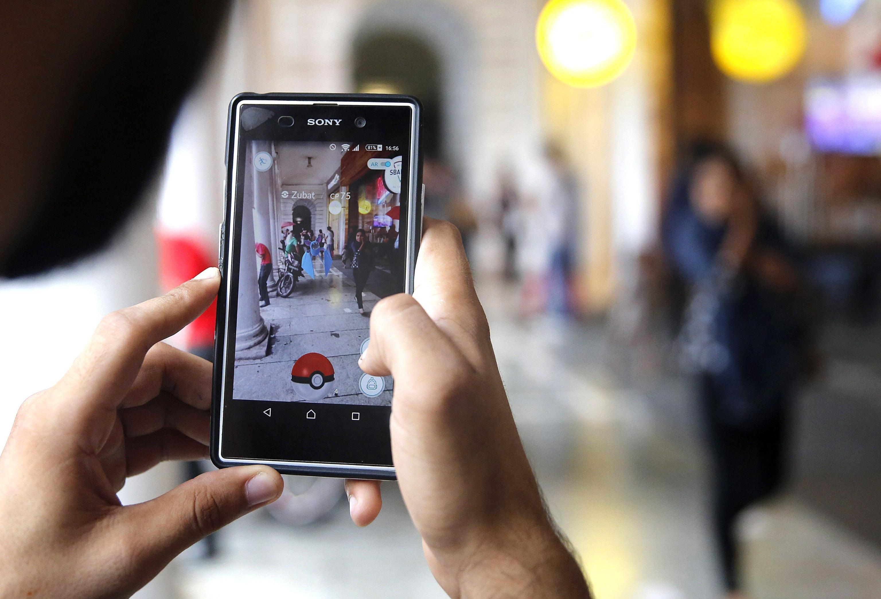 Pokemon Go lancia concorso fotografico