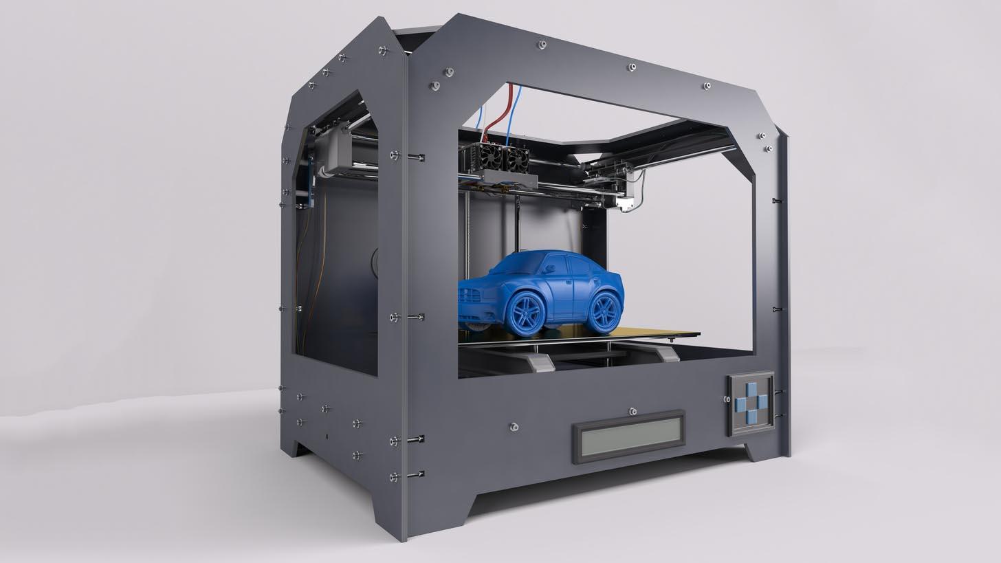 Stampa 3D, rivoluzione in atto per il settore automobilistico