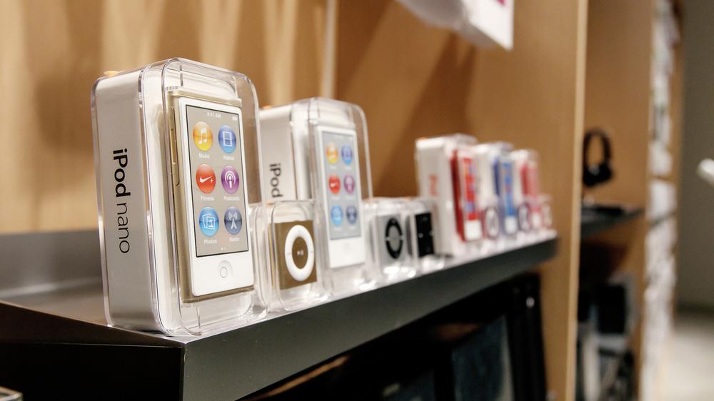 Buon compleanno iPod, tutti i lettori mp3 di Apple