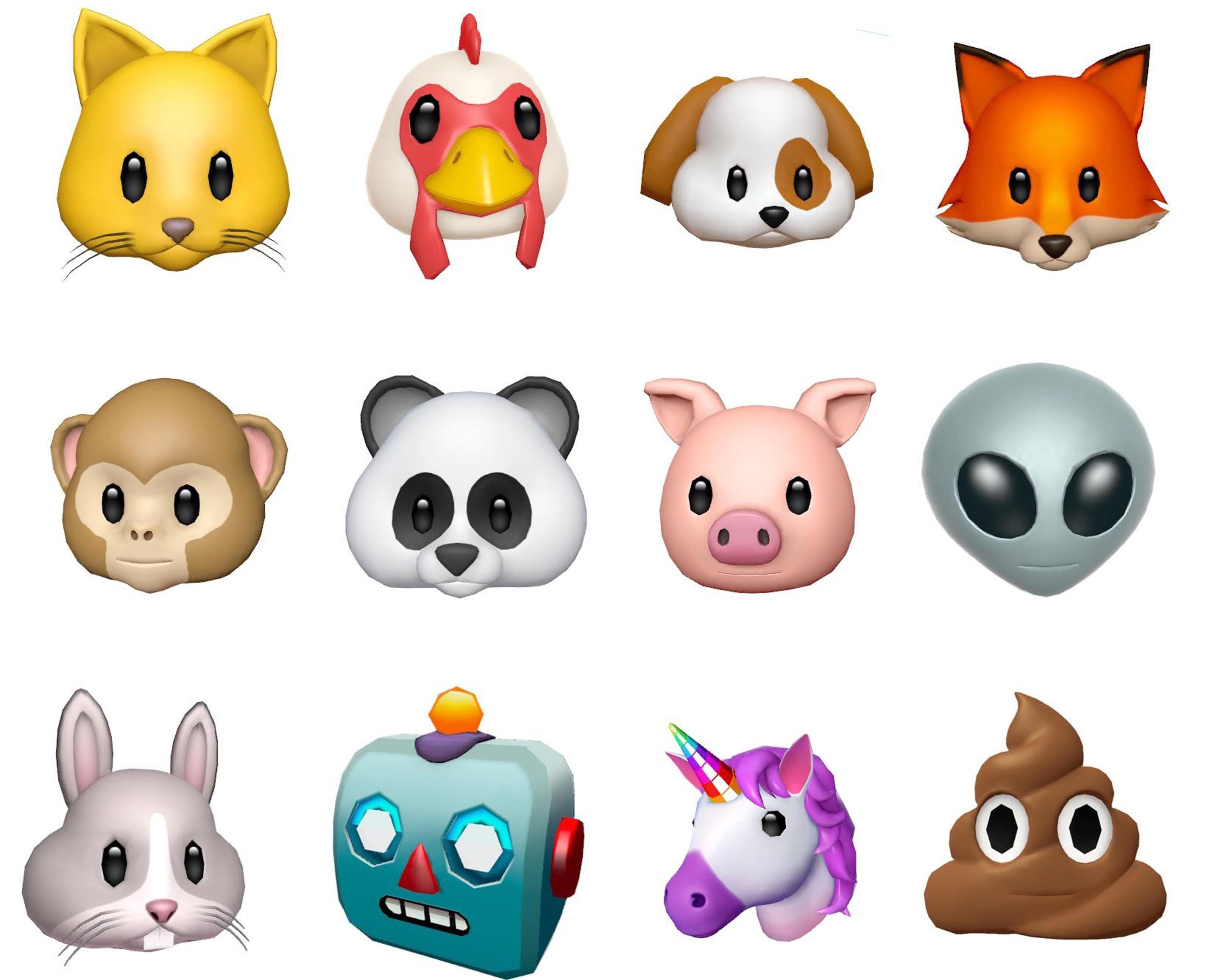 iPhone X, Animoji anche senza Face ID