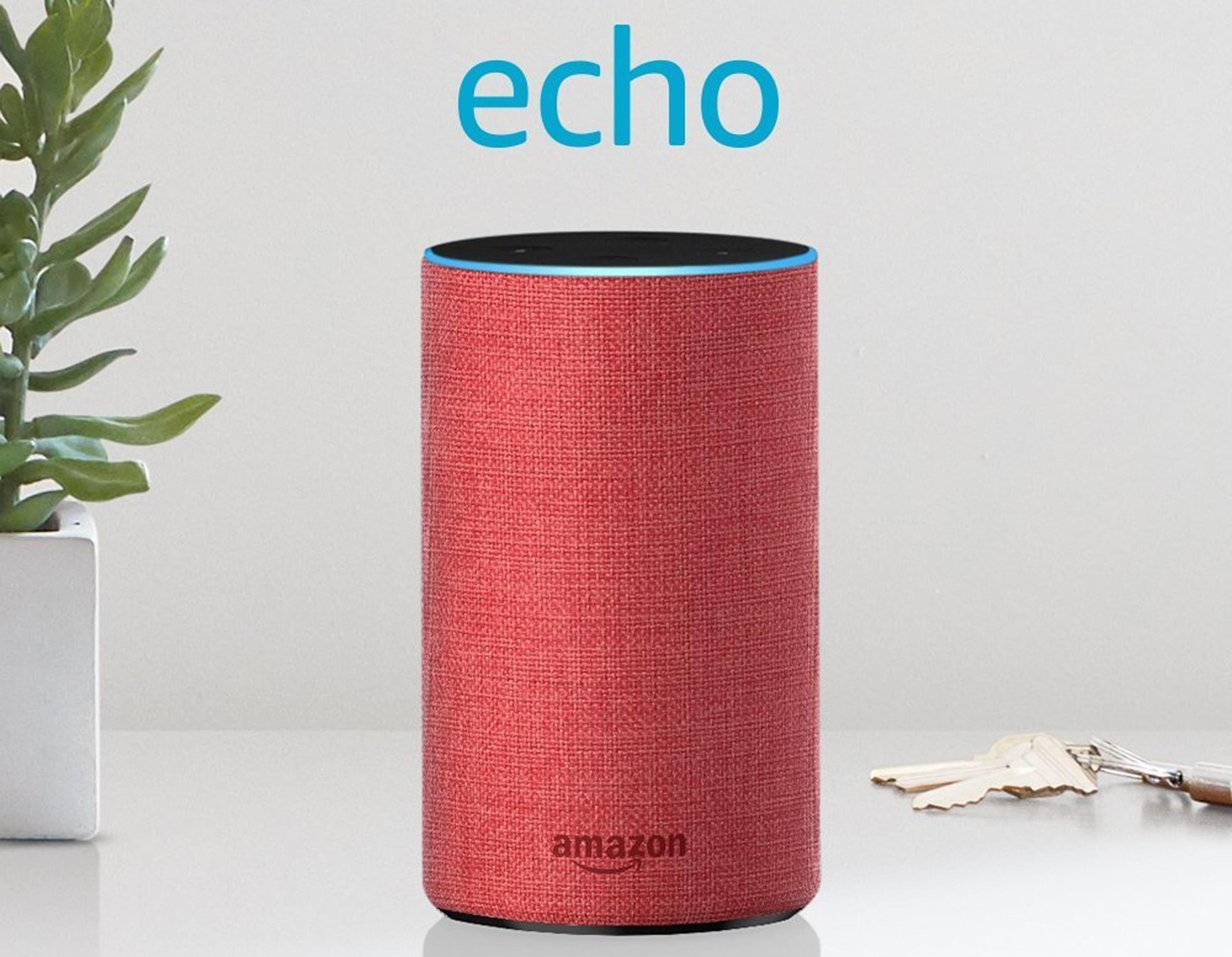 Amazon, Echo rosso per la lotta all'Aids