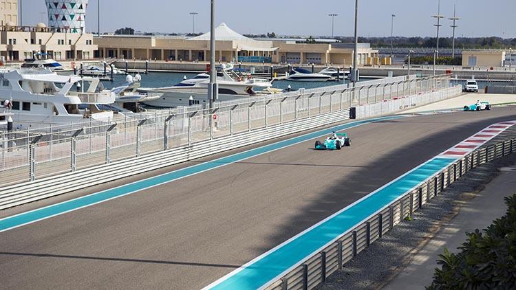 Come vedere in diretta streaming il GP degli Emirati Arabi Uniti di F1