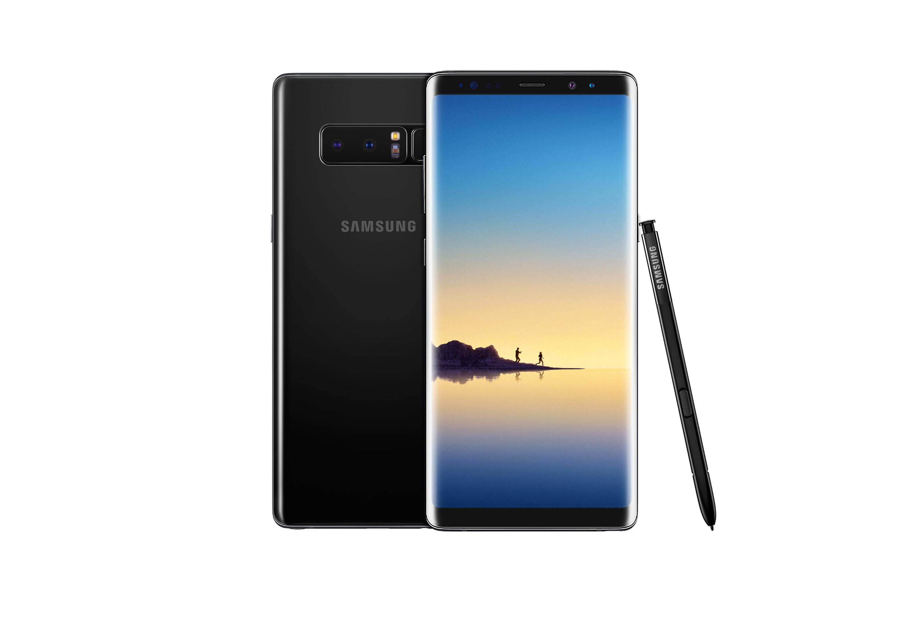 Samsung, grana batteria su alcuni Note 8