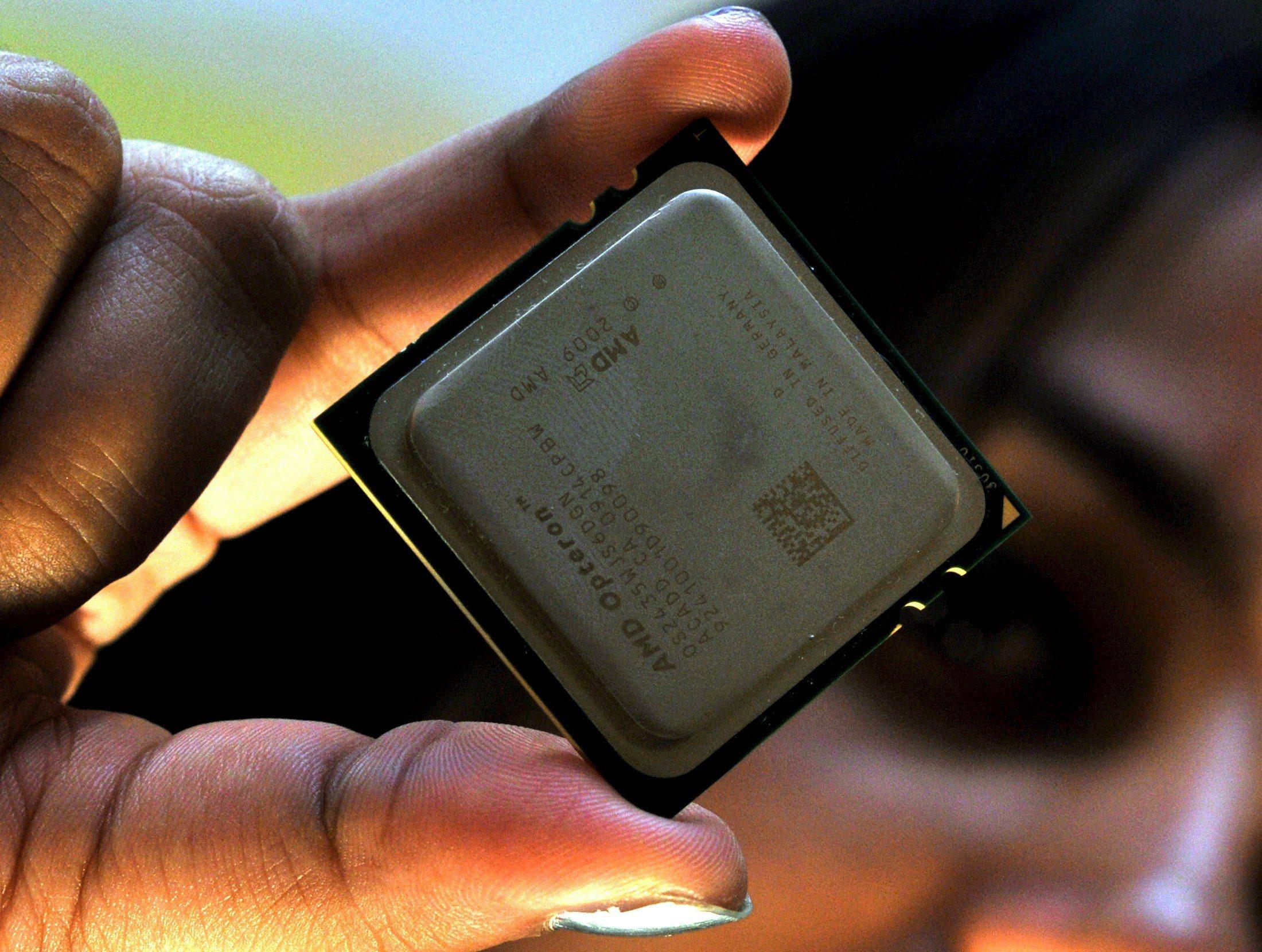Processori, Amd rischia class action