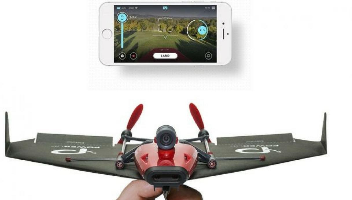 Paper Drone Troppo Togo