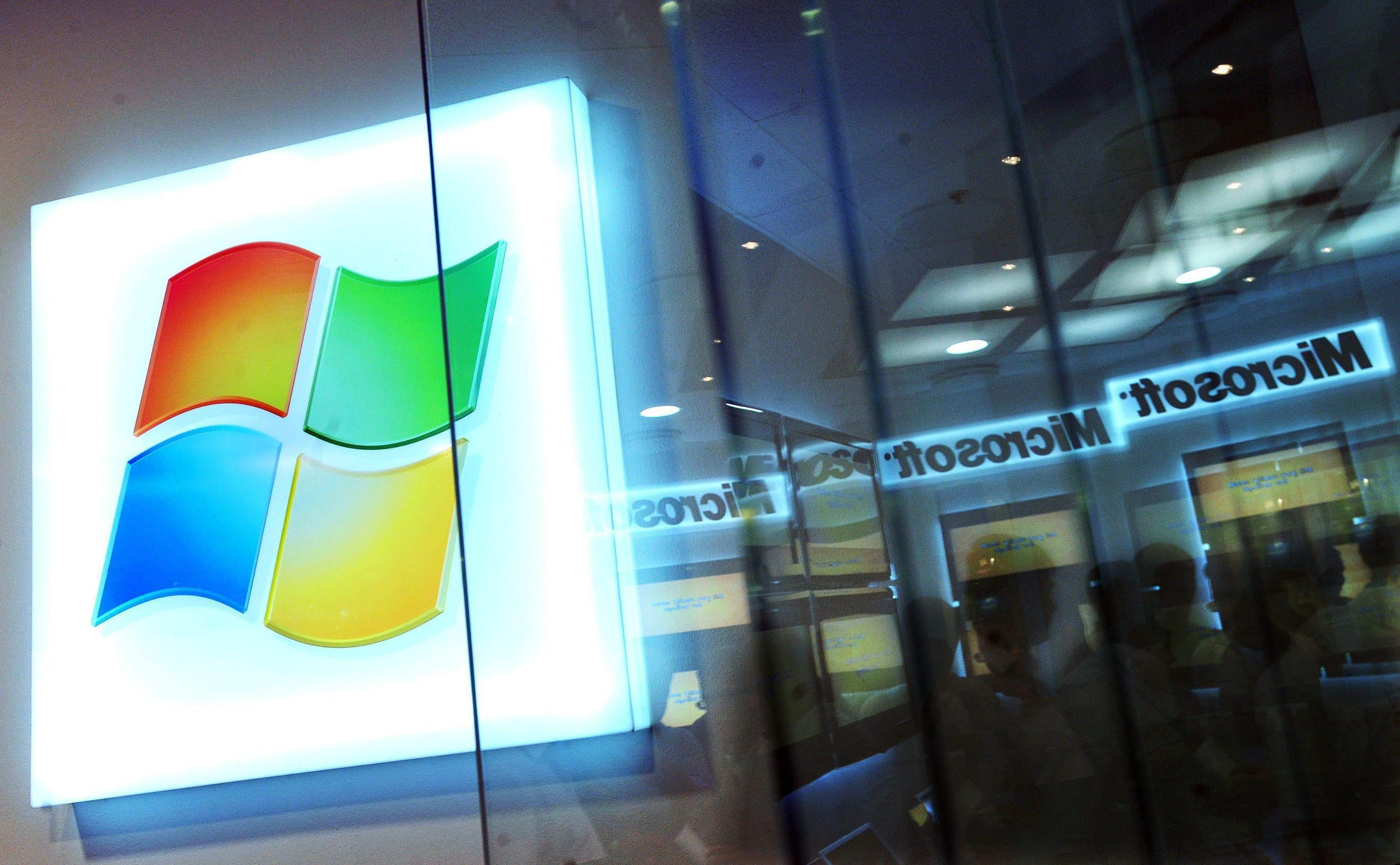Microsoft, pc lenti con uptdate dei chip