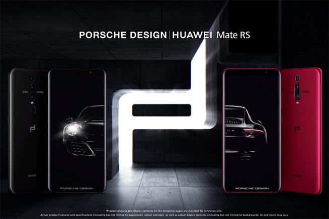 Huawei Mate RD Porsche Design