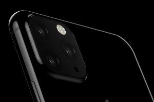 iphone x 2019 con tre fotocamere