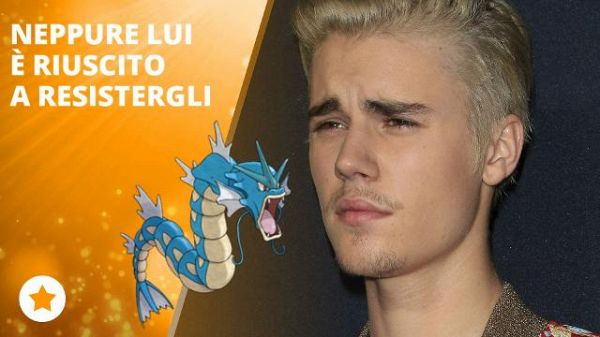Anche Justin Bieber ha la Pokemonite