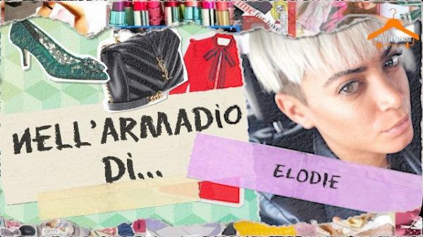 Nell'armadio di Elodie