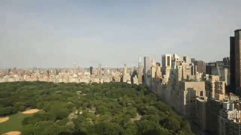 Il video di Manhattan in timelapse