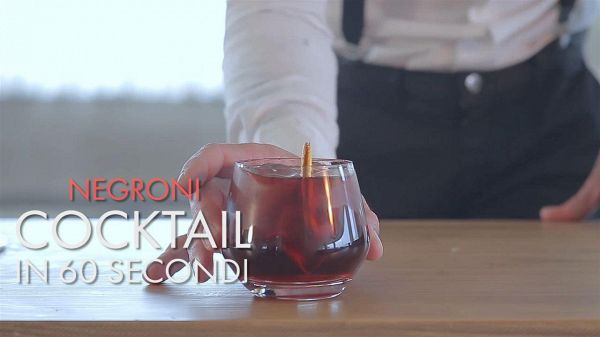 Cocktail in 60 secondi: Negroni