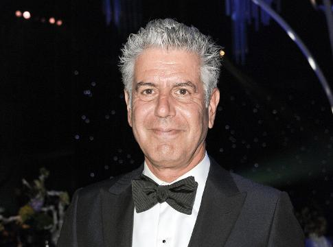 Morto lo chef Anthony Bourdain