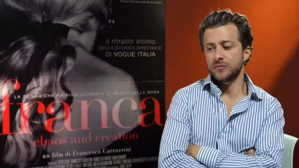 Franca chaos and creation: intervista a Francesco Carrozzini