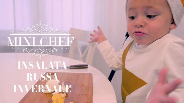 Mini Chef: ecco come (non) si fa l'insalata russa