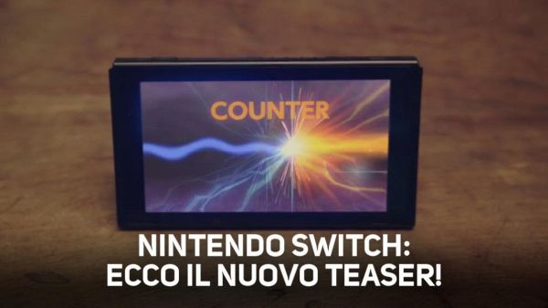 Per la nuova Nintendo Switch...aspettate il Superbowl!