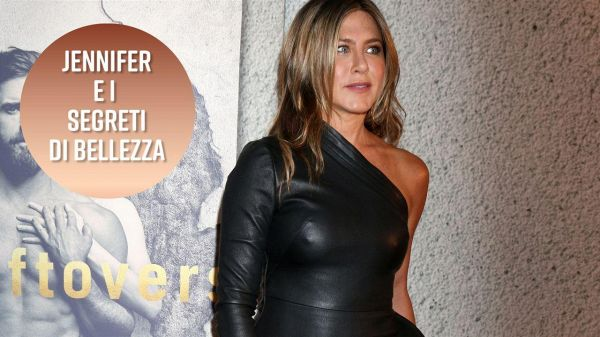 I 3 segreti di bellezza di Jennifer Aniston