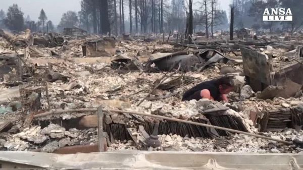 California in fiamme, 15 i morti
