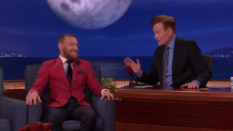 Conor  McGregor on TBS