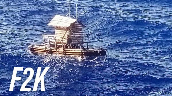 Disperso in mare per 49 giorni, ma vivo: una storia incredibile