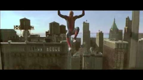 The Amazing Spider-Man trailer HD