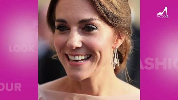 Copia il look di Kate Middleton #tacco12