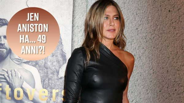 Jennifer Aniston ha 49 anni: ma dove?!