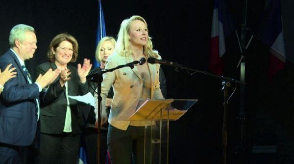 Crisi nel Front National, Marion Mare'chal Le Pen si ritira