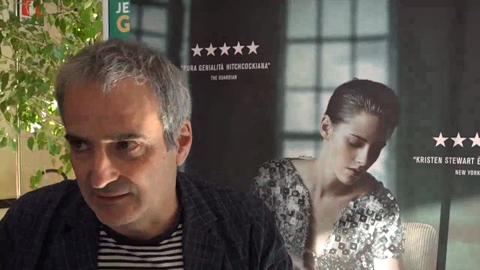 Personal Shopper il film-Intervista a Olivier Assayas