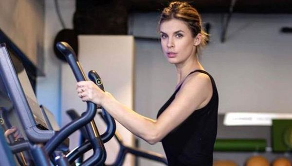 Come si tiene in forma Elisabetta Canalis #workoutvip
