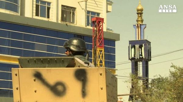Afghanistan: attacco armato a moschea Kabul
