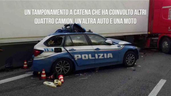 Tre morti in un incidente sull'A18 Catania-Messina