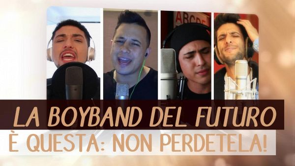 Nuovi idoli: la boy band che non si è mai incontrata