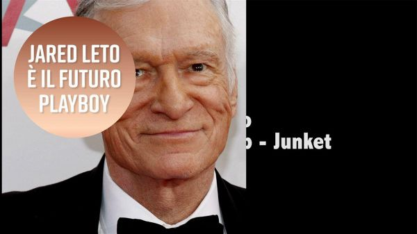 Hugh Hefner presto tornerà in vita!