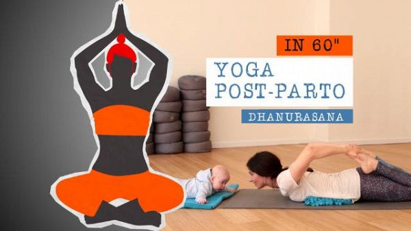 Yoga post parto: lezione 9