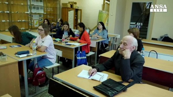 Va all'Universita' a 90 anni