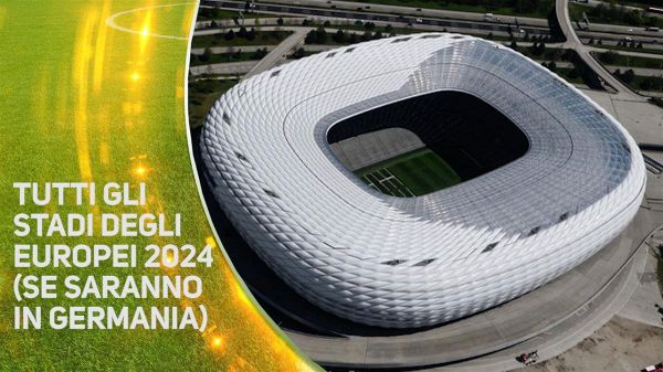 La Germania è pronta per ospitare Euro 2024