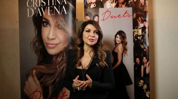 Cristina D'Avena n. 1 in classifica: 'Le mie sigle sono magiche'