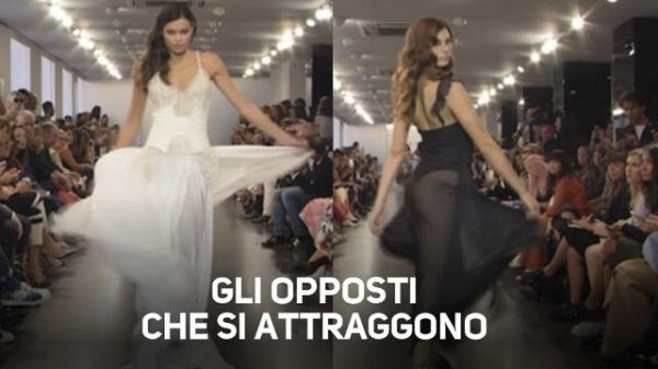 Richmond, look da giano bifronte: regine borchiate