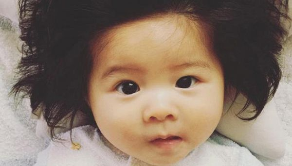 Baby Chanco, la bambina star di Instagram